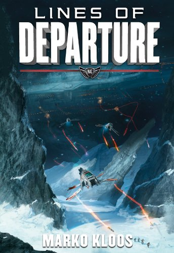 Lines of Departure (Frontlines, #2) by Marko Kloos