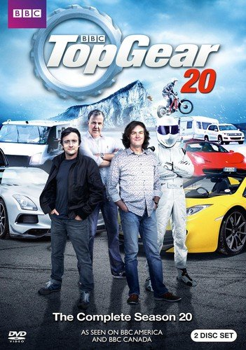 Top Gear 20 DVD