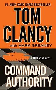 Command Authority (A Jack Ryan Novel, Book…