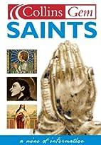 Saints (Collins Gem) by Robin Blake