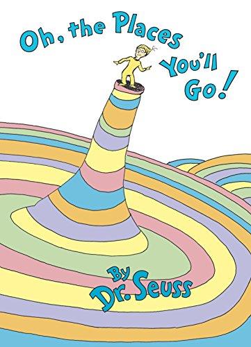Oh, the Places You'll Go cover image