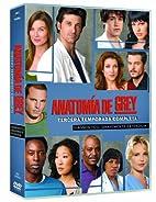 Anatomía de Grey - Temporada 3…