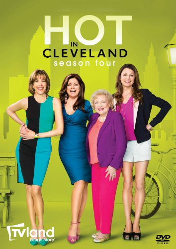 Hot in Cleveland: Season Four DVD