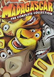 Madagascar: The Complete Collection (1-3)…