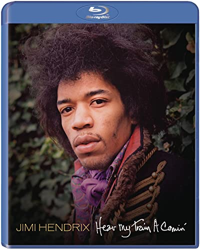 Jimi Hendrix: Hear My Train a Comin' [Blu-ray] DVD