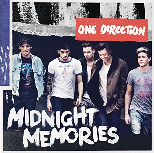 Album Cover: Midnight Memories