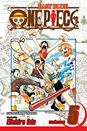 One Piece, Vol. 5: For Whom The Bell Tolls…