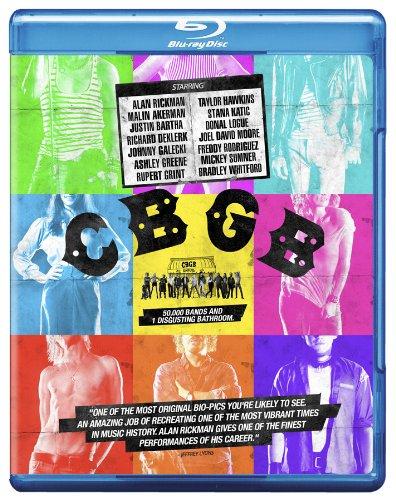 CBGB [Blu-ray] DVD