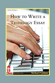 How To Write A Theology Essay (Latimer…
