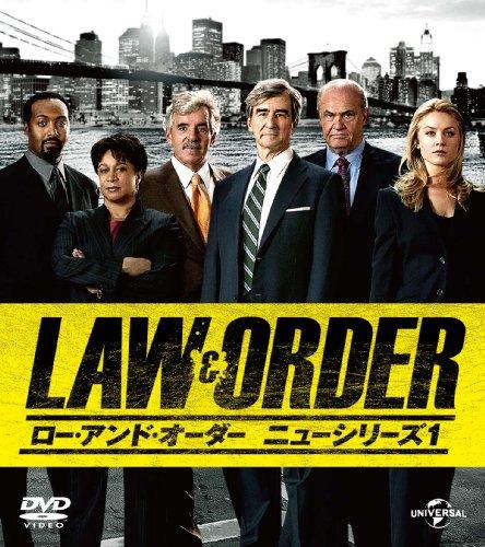 LAW & ORDER 性犯罪特捜班 シーズン10