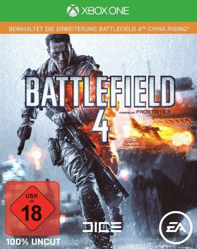 Battlefield 4 - Day One Edition (inkl. China Rising Erweiterungspack)