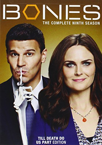 Bones - The Complete Season Nine DVD