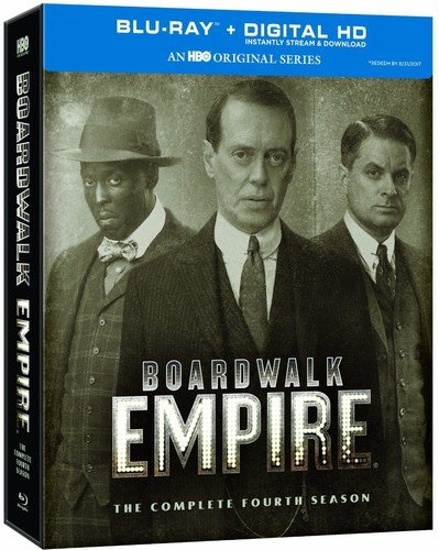 Boardwalk Empire: Season 4  DVD