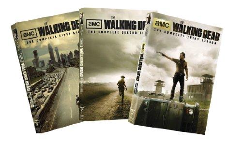 Walking Dead Seasons 1-3 Bundle DVD