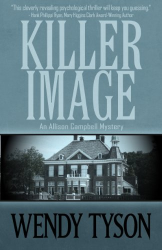 Book Cover - Killer Image