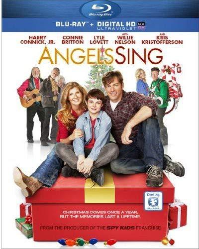 Angels Sing [Blu-ray] DVD