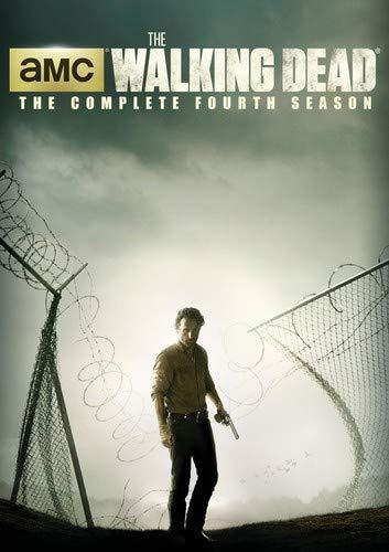 The Walking Dead: Season 4 DVD
