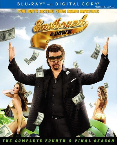 Eastbound & Down: The Complete Fourth Season  DVD