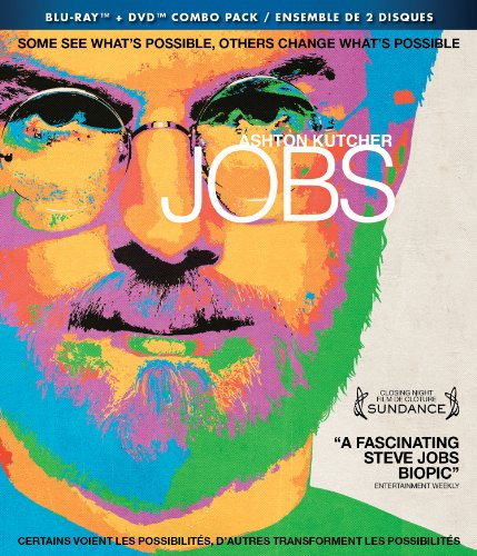 Jobs (Blu-ray + DVD Combo Pack)