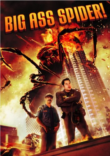 Big Ass Spider! DVD