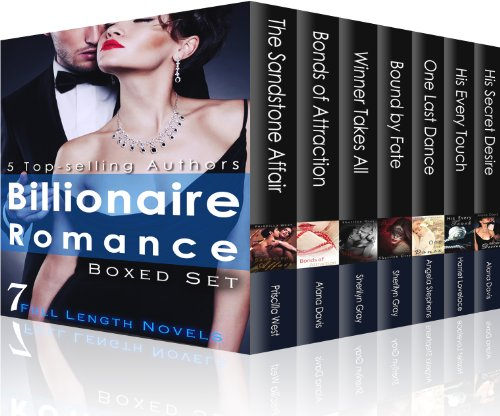 PDF] Billionaire Romance Boxed Set: 7 Steamy Full-Length