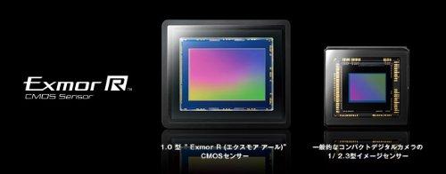 裏面照射型CMOSセンサー
