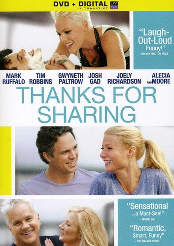 Thanks for Sharing DVD
