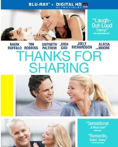 Thanks for Sharing [Blu-ray] DVD