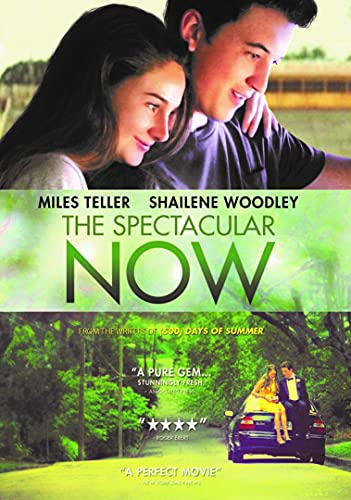 The Spectacular Now DVD
