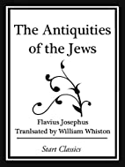 The Antiquities of the Jews by Flavius…
