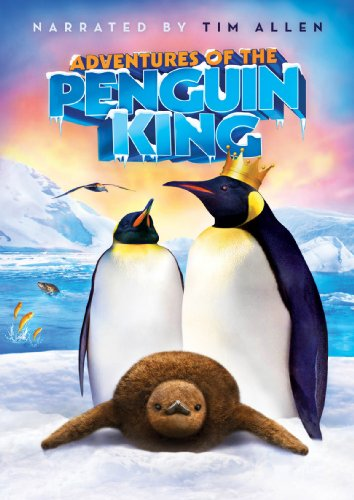 Adventures of the Penguin King DVD