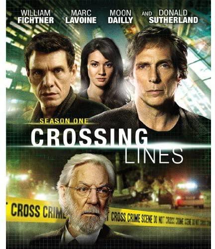 Crossing Lines [Blu-ray] DVD