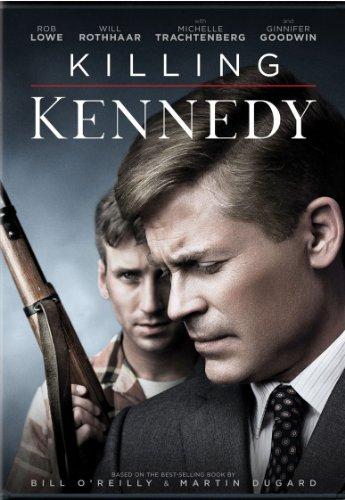 Killing Kennedy DVD