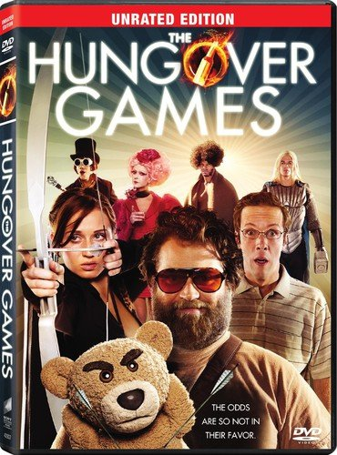The Hungover Games  DVD