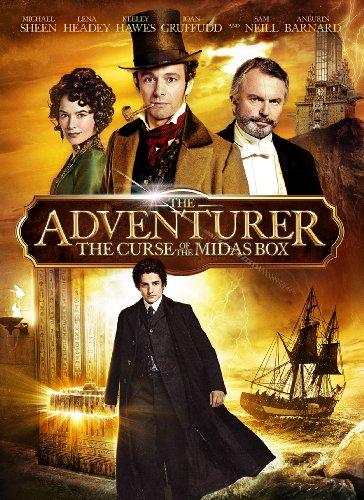 The Adventurer: The Curse of the Midas Box DVD
