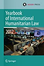 Yearbook of International Humanitarian Law…