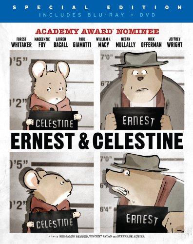 Ernest & Celestine [Blu-ray] DVD