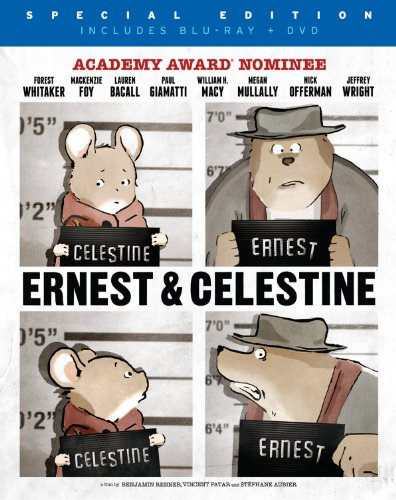 Get Ernest et Célestine On Blu-Ray