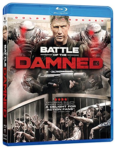 Battle of the Damned [Blu-ray] DVD