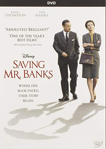 Get Saving Mr. Banks On Video