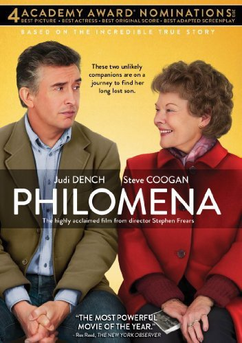 Philomena DVD