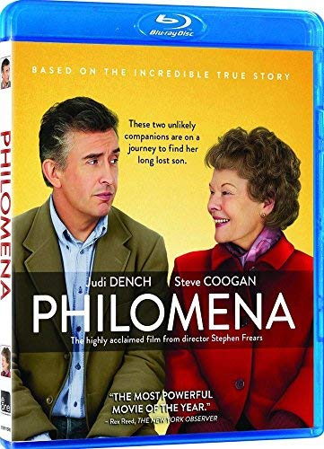 Philomena [Blu-ray] DVD
