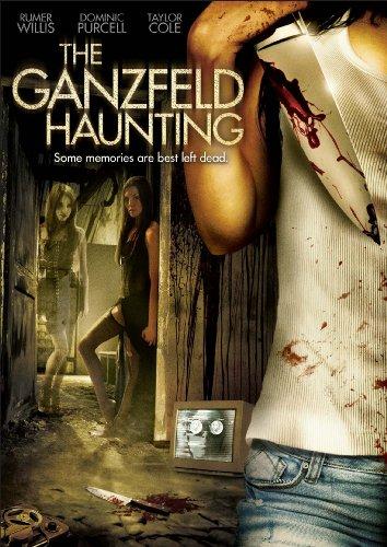 The Ganzfeld Haunting DVD