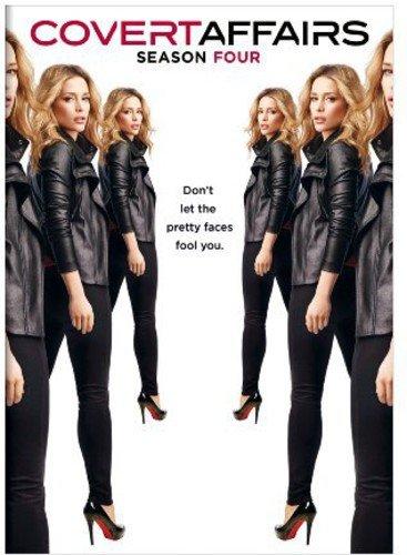 Covert Affairs: Season 4 DVD