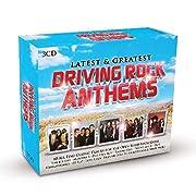 Driving Rock Anthems – tekijä: Various…