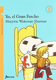 Yo el gran Fercho af Marjorie Weinman…