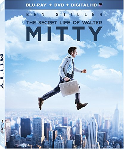 The Secret Life of Walter Mitty [Blu-ray] DVD