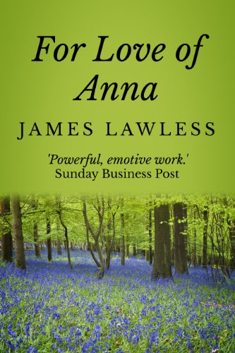 Book Cover - For Love of Anna