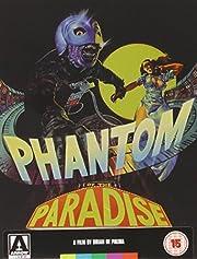 Phantom of the Paradise Steelbook [Blu-ray]…