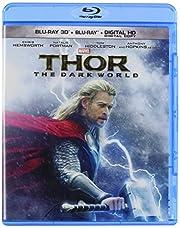 Thor: The Dark World (2-Disc 3D Blu-ray…